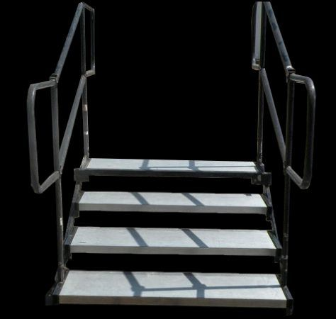 Stage Stairs, 2' Tall