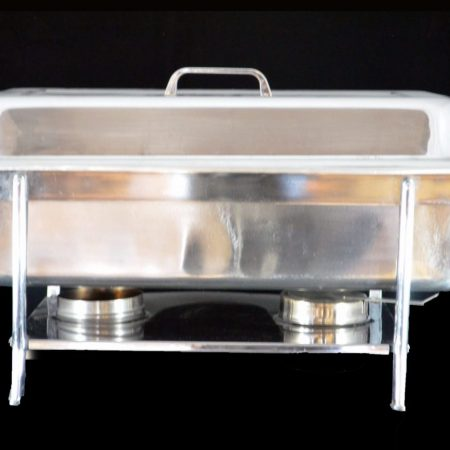 Chafer, Stainless, 8 QT