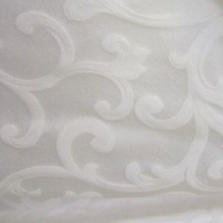 White Maple Scroll