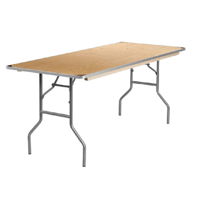 Rectangle Banquet Tables