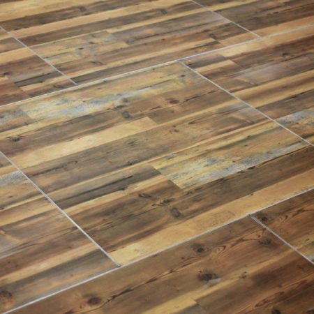 Vintage Pine Dance Floor Rental