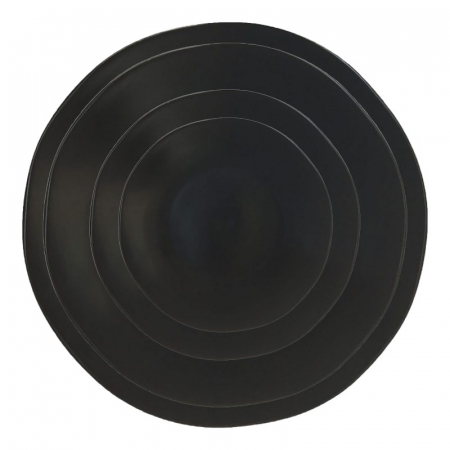 Charcoal Heirloom China Rentals