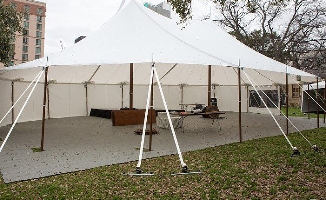 Tidewater Tent with Subflooring