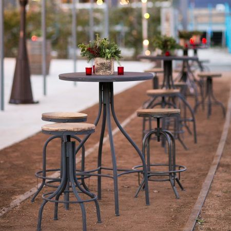 Urban Patio Cocktail Tables