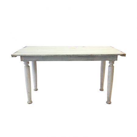 Silver Sweetheart Table Rentals