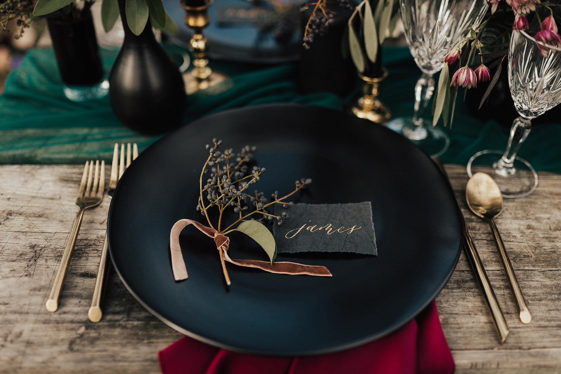 China Chargers Slider- Lauren Parr Photography