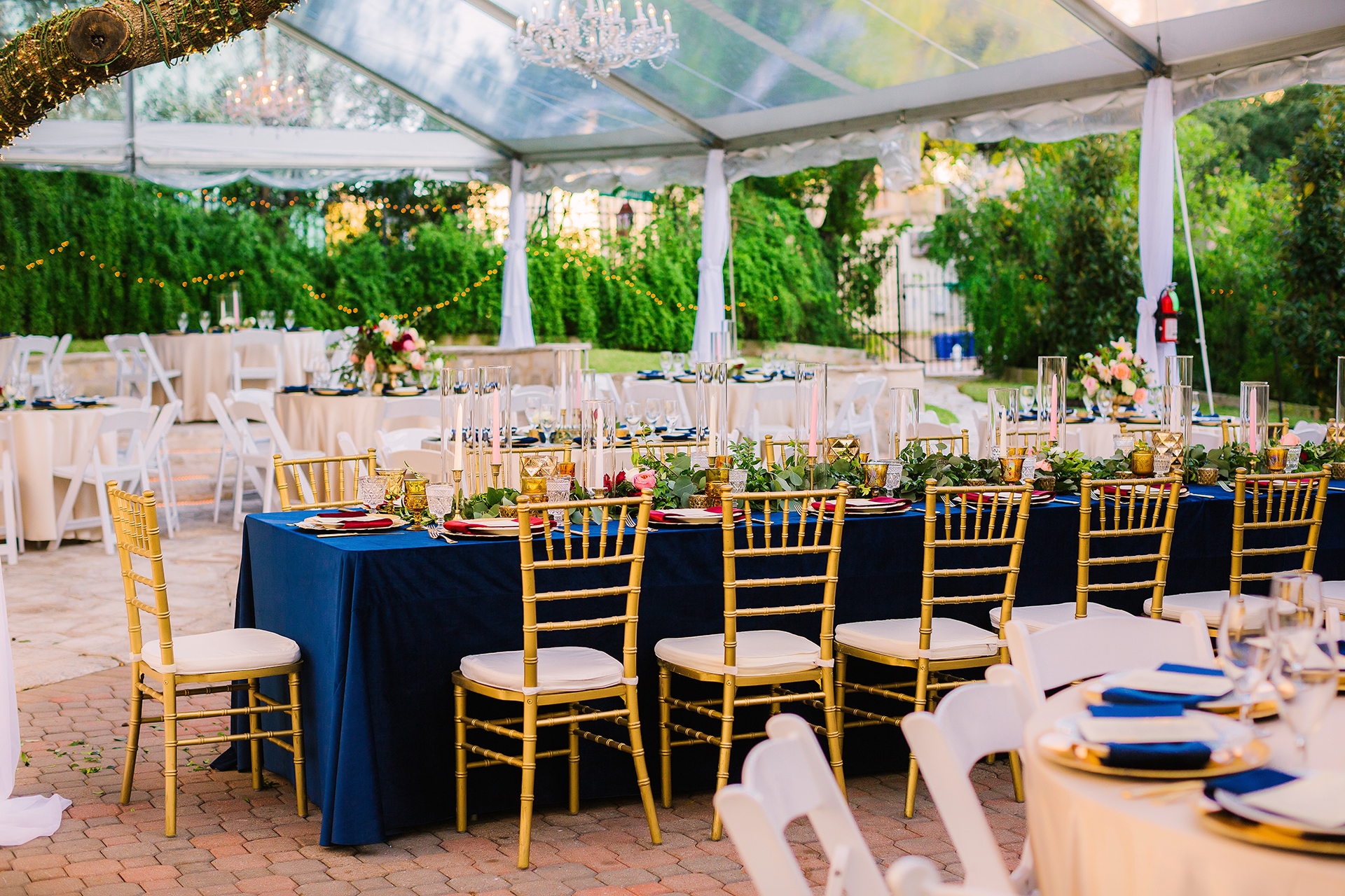 Tables Chairs Linen Slider