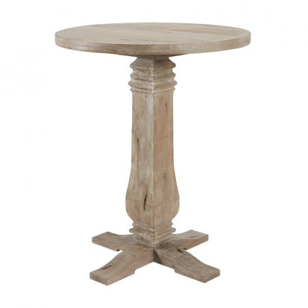 Rustico Round Cocktail Table